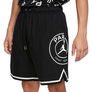 Nike M J PSG BASKET SHORT Rövidnadrág - Fekete - XXL