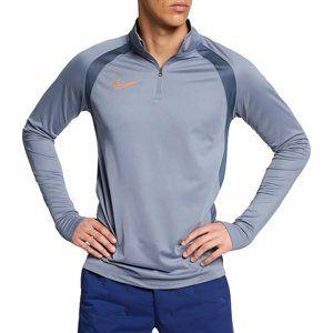 Nike M NK DRY ACDMY DRIL TOP SMR Melegítő felsők - Kék - XS