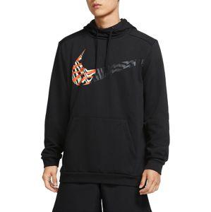 Nike M NK DRY FLC PO PX CNCT 1.1 Kapucnis melegítő felsők - Fekete - XL