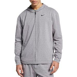 Nike M NK DRY HOODIE FZ HPRDRY LT Kapucnis melegítő felsők - Szürke - L