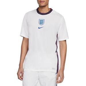 Nike M NK ENGLAND HOME STADIUM 2020 Póló - Fehér - XS