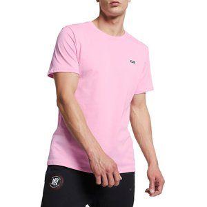 Nike M NK FC DRY TEE SMALL BLOCK Rövid ujjú póló - rózsaszín