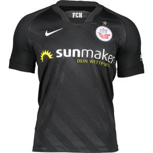Nike M NK FCHR STADIUM AWAY DRY SS JSY 2020/21 Póló - Fekete - XL