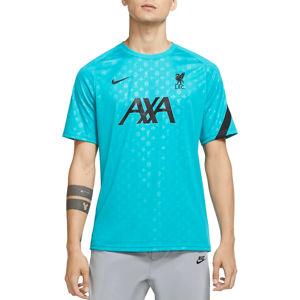 Nike M NK LFC PREMATCH DRY SS TEE Rövid ujjú póló - Kék - S