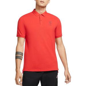 Nike M NK LFC SS POLO Póló ingek - Piros - S