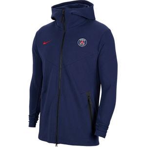 Nike M NK PSG Tech Pack FZ HOODIE Melegítő felsők - Kék - S