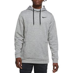 Nike M NK THERMA PO HOODIE Kapucnis melegítő felsők - Szürke - S
