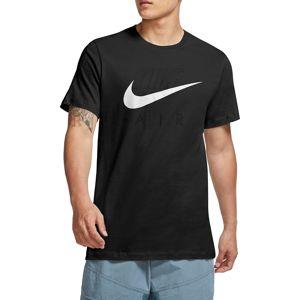 Nike M NSW AIR HBR SS TEE Rövid ujjú póló - Fekete - S