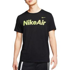 Nike M NSW AIR SS TEE Rövid ujjú póló - Fekete - L