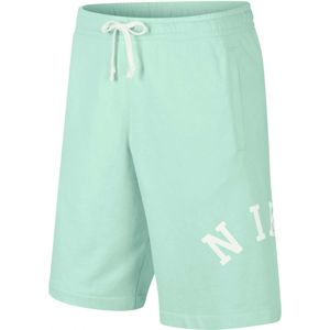 Nike M NSW CE SHORT FT WASH Rövidnadrág - Zöld - S