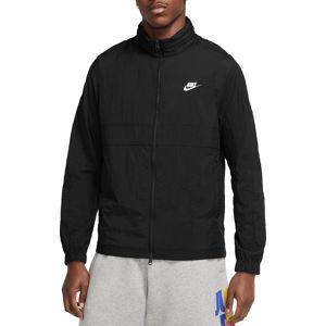 Nike M NSW CE TRK JKT WVN Dzseki - Fekete - S