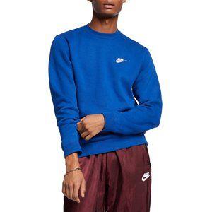 Nike M NSW CLUB CRW BB Melegítő felsők - kék