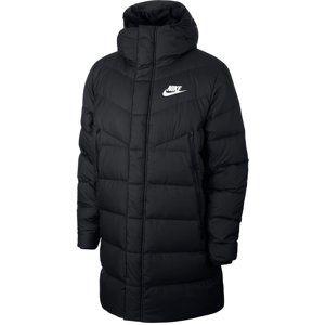 Nike M NSW DWN FILL WR PARKA HD RUS Kapucnis kabát - Fekete - XL