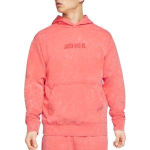 Nike M NSW JDI HOODIE PO FT WASH Kapucnis melegítő felsők - Piros - XL