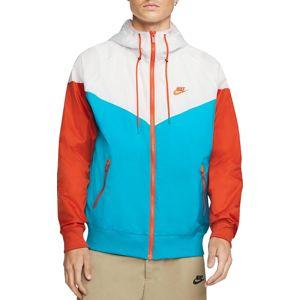 Nike M NSW SCE WR JKT HD Kapucnis kabát - Kék - XL