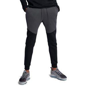 Nike M NSW TCH FLC JGGR Nadrágok - Šedá