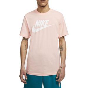 Nike M NSW TEE ICON FUTURA Rövid ujjú póló - Rózsaszín - L