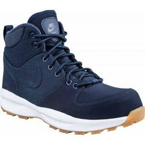 Nike MANOA 17 GS kék 5Y - Gyerek szabadidőcipő