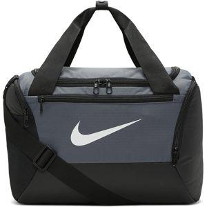 Nike NK BRSLA XS DUFF - 9.0 (25L) Táskák - Szürke - ks
