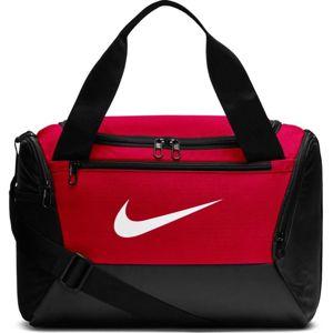 Nike NK BRSLA XS DUFF - 9.0 (25L) Táskák - Piros - ks