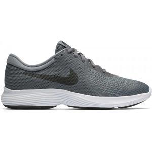 Nike REVOLUTION 4 GS sötétszürke 6Y - Gyerek futócipő