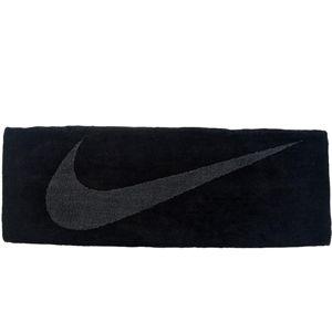 Nike SPORT TOWEL M Törölköző - Fekete - ks