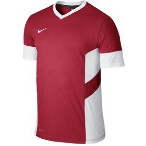Nike SS YTH ACADEMY14 TRNG TOP - TEAMSPORT Póló - Červená