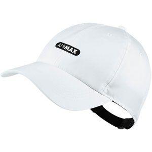 Nike U NSW H86 AIR MAX CAP Baseball sapka - Bílá