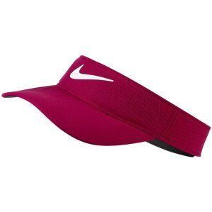 Nike W NK AROBILL VISOR Napellenző - Fialová
