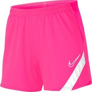 Nike W NK DRY ACDPR SHORT KP Rövidnadrág - Rózsaszín - L
