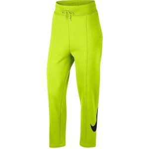 Nike W NSW SWSH PANT FT Nadrágok - zöld