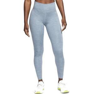 Nike W ONE TGHT Nadrágok - Kék - XL