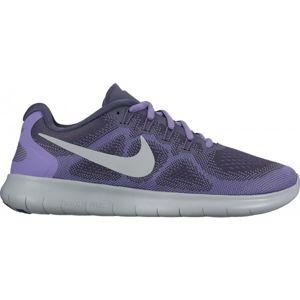 Nike FREE RN 2 W lila 6.5 - Női futócipő