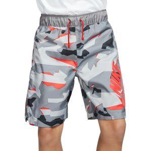 Nike Woven Camo Short kids Rövidnadrág - XS