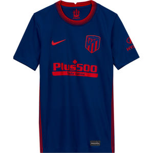 Nike Y NK AM STADIUM AWAY DRY SS JSY 2020/21 Póló - Kék - XL