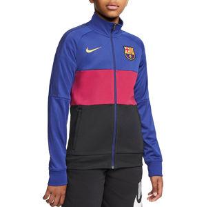 Nike Y NK FCB DRY JKT Dzseki - Kék - XL