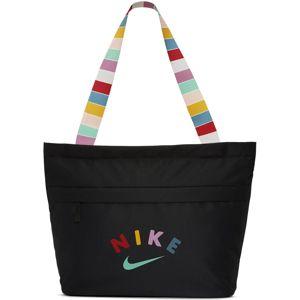 Nike Y NK TANJUN TOTE - AOP SU20 Táskák - Fekete - ks
