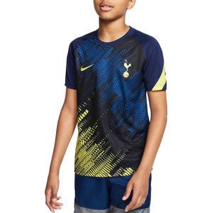 Nike Y NK Tottenham Hotspur Dry SS Top Rövid ujjú póló - Kék - XL