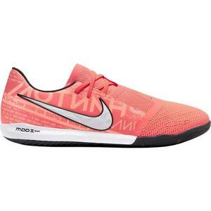 Nike ZOOM PHANTOM VENOM PRO IC narancssárga 9 - Férfi teremcipő