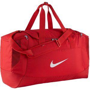 Nike NK CLUB TEAM L DUFF Táskák - piros