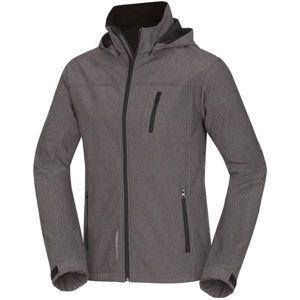 Northfinder FRASCO - Férfi softshell kabát