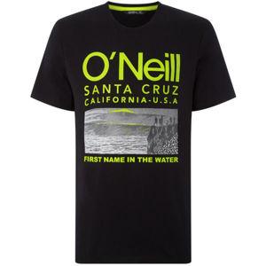 O'Neill LM SURF T-SHIRT fekete XXL - Férfi póló