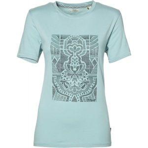 O'Neill LW VALLEY TRAIL T-SHIRT kék M - Női póló