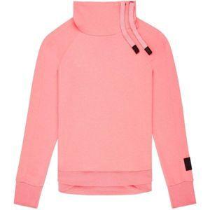 O'Neill LW PREMIUM HIGH NECK SWEAT rózsaszín M - Női pulóver