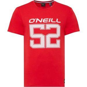 O'Neill LM BREA 52 T-SHIRT piros M - Férfi póló