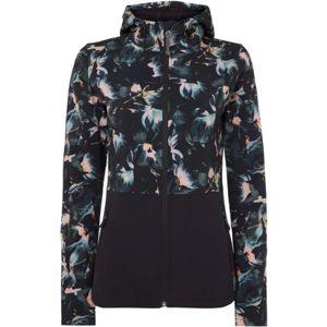 O'Neill PW BREAKUP HYPERFLEECE fekete M - Női softshell kabát