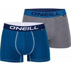 O'Neill MEN BOXER 2PK sötétkék S - Férfi boxeralsó