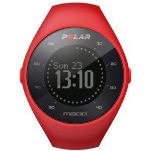 POLAR M200 piros NS - GPS sportóra