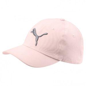 Puma ESS CAP JR rózsaszín YOUTH - Gyerek baseball sapka