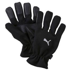Puma WINTER PLAYERS fekete 5 - Sport kesztyű